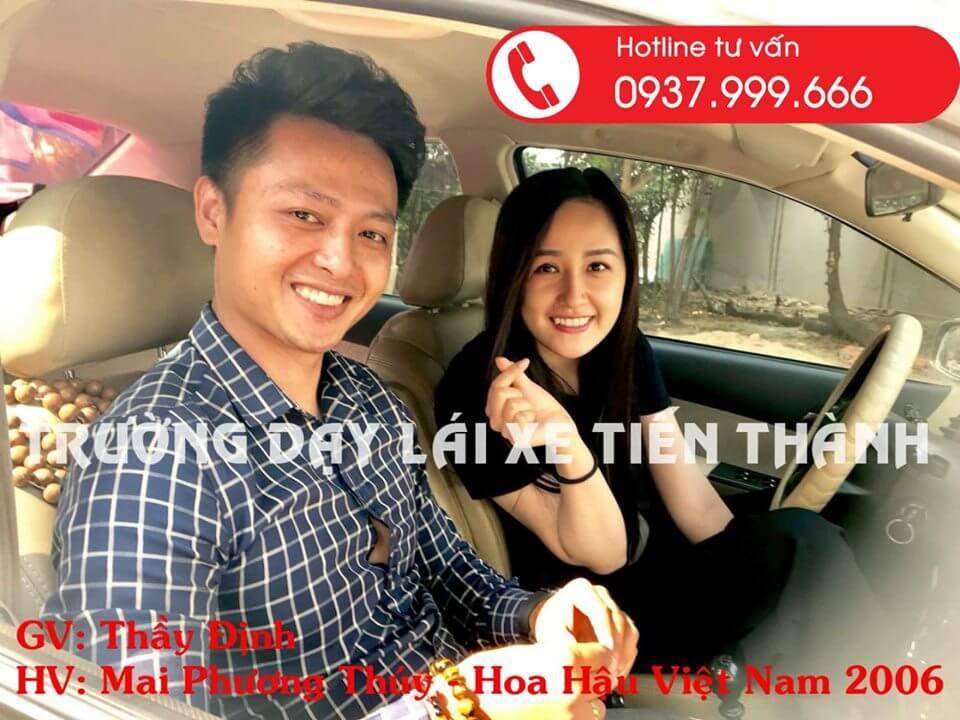 Học lái xe uy tín, chất lượng TP HCM