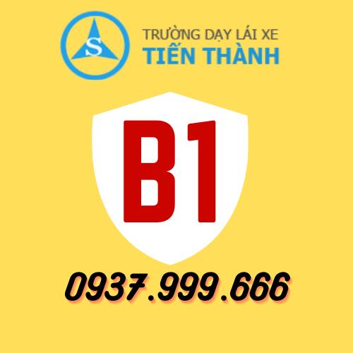 Gói đào tạo học lái xe B1- quan 7