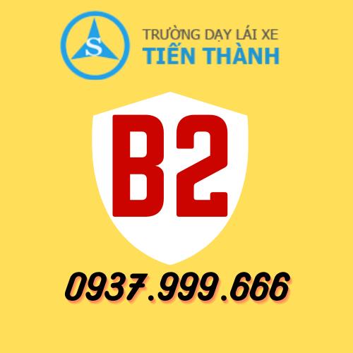 Gói đào tạo học lái xe B2- quan 7