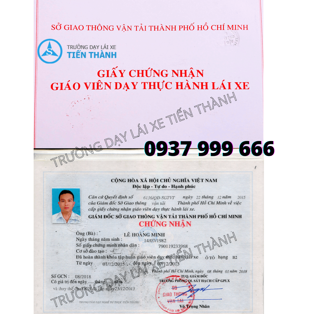 Giao vien giang day Tien Thanh co nghiep vu Su pham